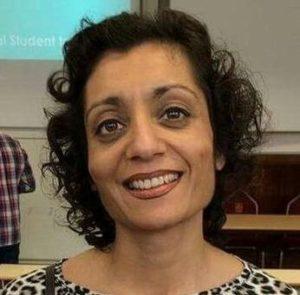 Image of Dr Shaba Nabi